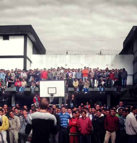 michael woroniecki in colombian prison